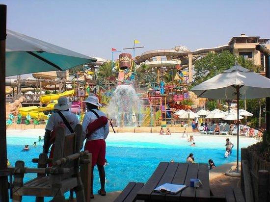 Wild Wadi Water Park: 子供用プール