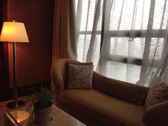 Han Yue Lou Hotel, Nanjing – A Solís Managed Hotel: Sofa