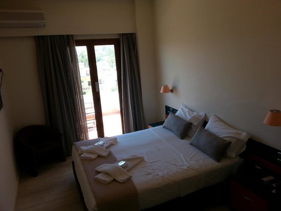 Royal Sun Hotel : Comfortable beds