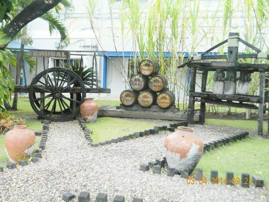 Teleferico Puerto Plata Cable Car : Brugal Rum Factory