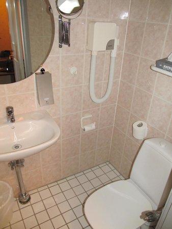 Hotell Havsbaden: Bathroom