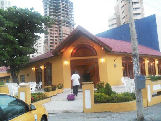Hotel San Martin Cartagena: Vista de la fachada