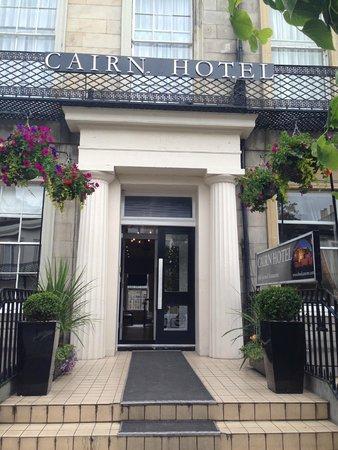 Cairn Hotel Edinburgh : esterno