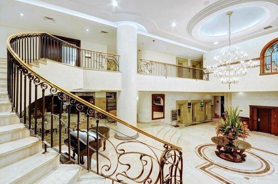 Dann Carlton Medellin Hotel: lobby