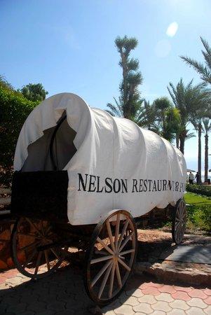 Taba Hotel and Nelson Village: Nelson Restaurant
