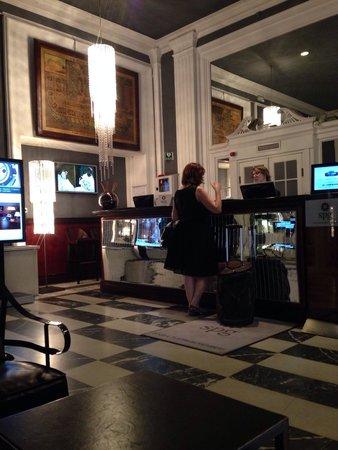 Sheraton Diana Majestic Hotel : Lobby