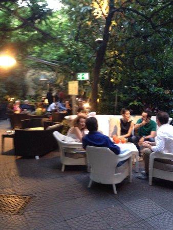 Sheraton Diana Majestic Hotel : Garden