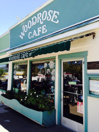Woodrose Cafe: Wait until you get to Graberville to gave lunch!!