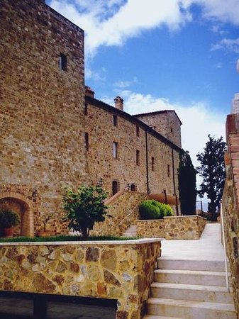 Castello di Velona Resort, Thermal Spa & Winery: old world and new world meet in this luxury property