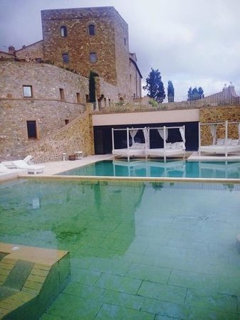 Castello di Velona Resort, Thermal Spa & Winery: old and new world meet in this luxury property