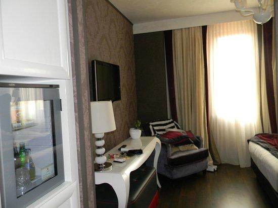 Carnival Palace Hotel: chambre