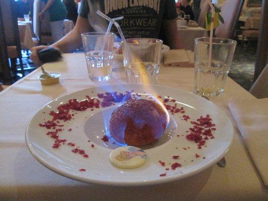 Auberge De Cendrillon: Dessert!