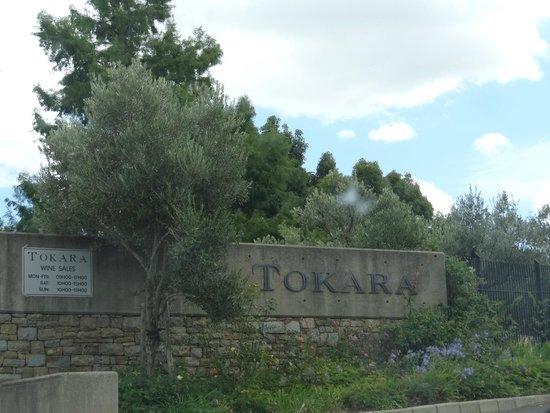 Tokara : Entrada