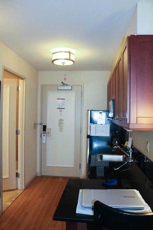 Residence Inn New York Manhattan/Times Square: Habitación del Residence Inn Manhattan/TimeSquare