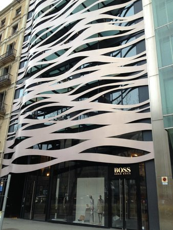 Suites Avenue: Hotel vooraanzicht