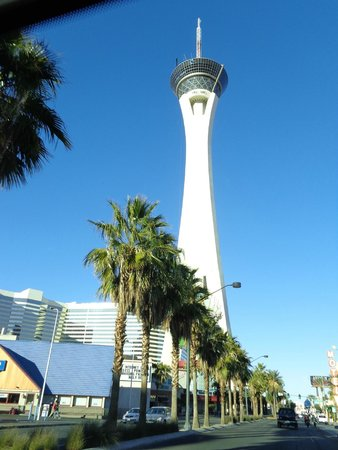 Stratosphere Tower: Torre