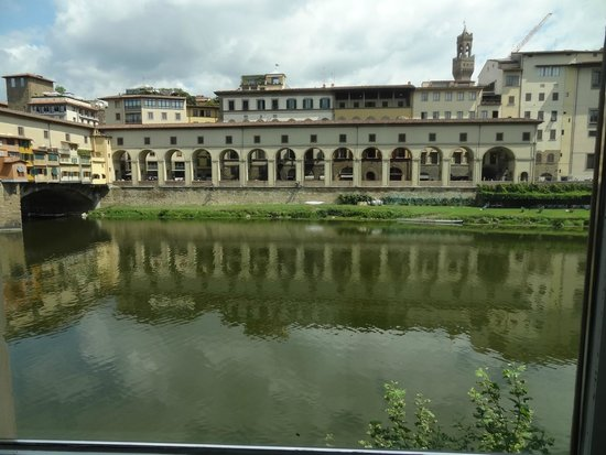 Vista dal Golden View Open bar- Firenze