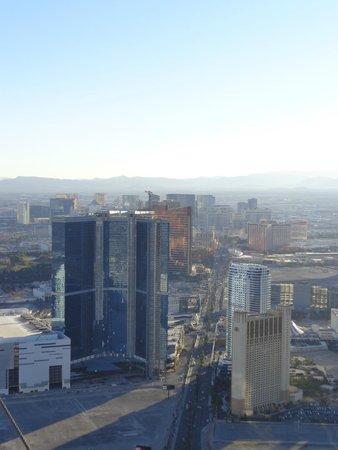 Stratosphere Tower: Vista da Strip