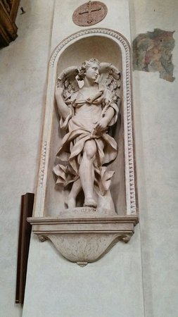 Chiesa di Sant'Anastasia : Angelo Gabriel