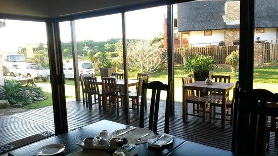 Supertubes Guesthouse: Breakfast