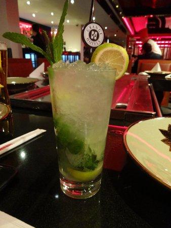 Grange St. Paul's Hotel: Excellent cocktails!