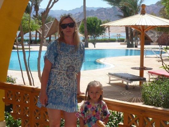 Ibis Styles Dahab Lagoon Hotel: бассейн