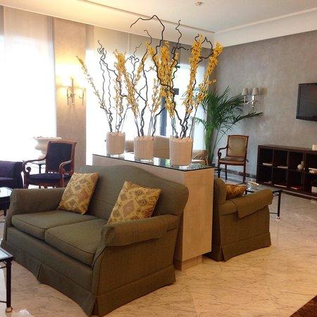 Hotel Santa Costanza: Nice lobby