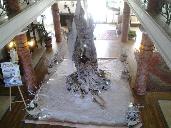 Hotel Baglio Basile: hall