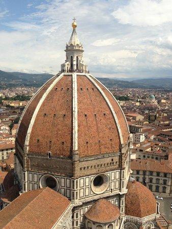 Cupola del Brunelleschi: Все выше!