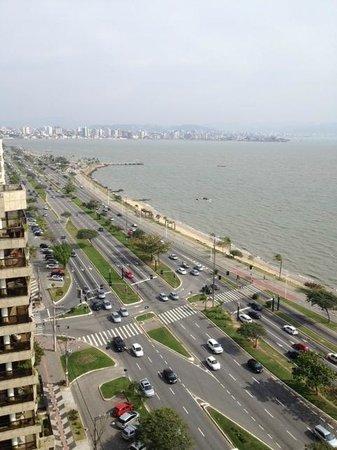 Novotel Florianopolis: Vista