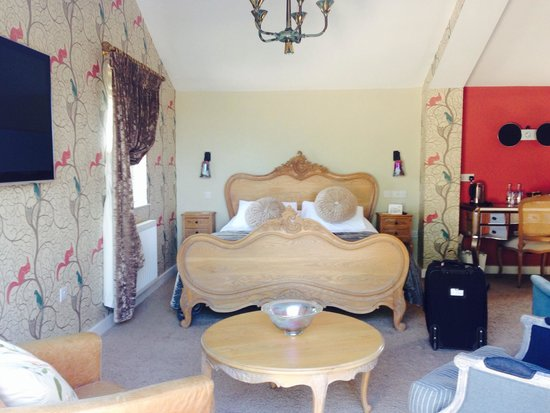 The Cartford Inn: Birthday penthouse stay amazing