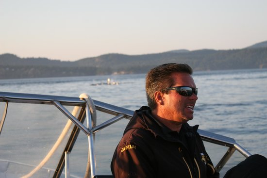 Eagle Wing Whale Watching Tours: Captain 1