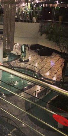 Mediterranean Palace Hotel: Reception/Lobby