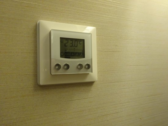 Grange St. Paul's Hotel: Good Air Con