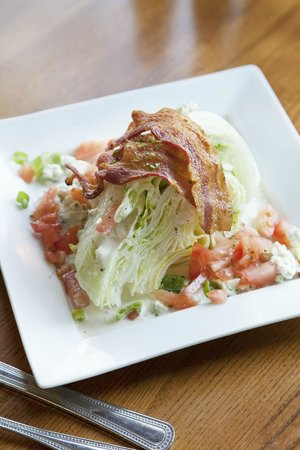 Scargo Cafe: Wedge Salad
