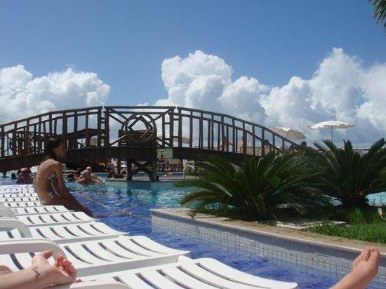Ocean Palace Beach Resort & Bungalows: Piscina
