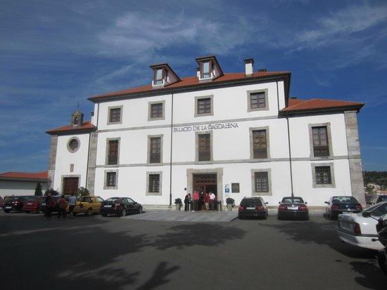Hotel Palacio de la Magdalena: The Palacio de la Magdalena