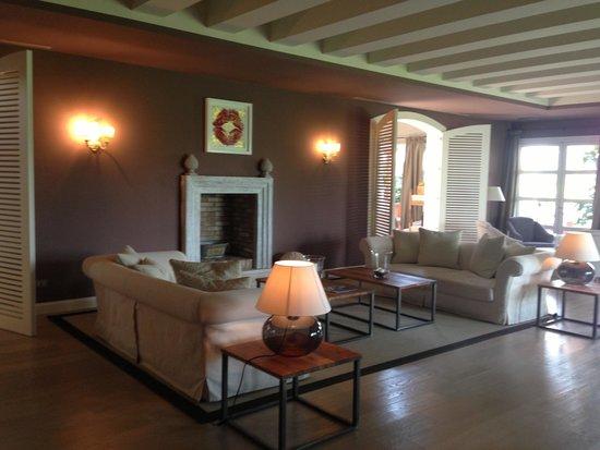 Relilax Hotel Terme Miramonti: salotto della spa