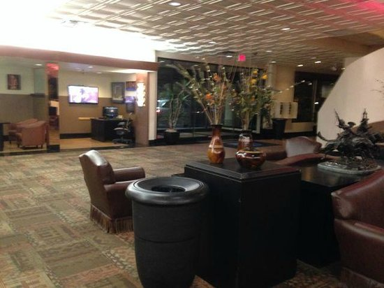 Best Western Premier Grand Canyon Squire Inn : Lobby
