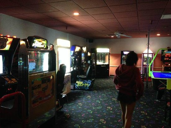 BEST WESTERN PREMIER Grand Canyon Squire Inn : Electronic games