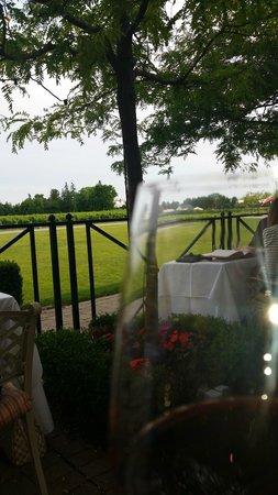 Peller Estates Winery Restaurant : Peller Estates Restaurant, Niagara-on-the-Lake