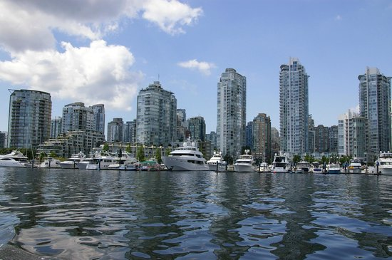 Granville Island Boat Rentals and Fishing Charters: Downtown Vancouver