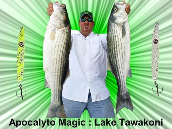 Tawakoni Fishing Guide