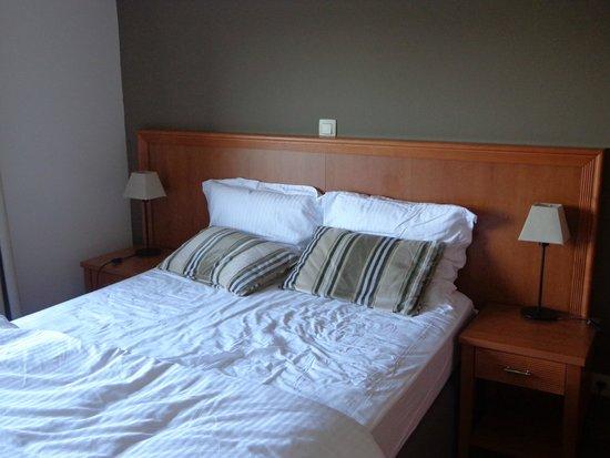 Le Fournil - Hôtel : Bed