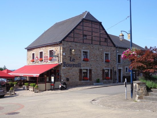 Le Fournil - Hôtel : Hotel
