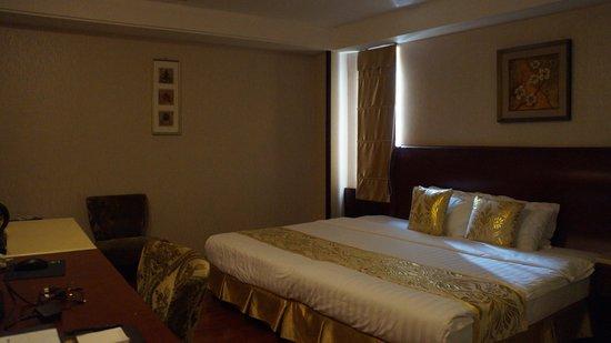 Hanoi Tirant Hotel: My room