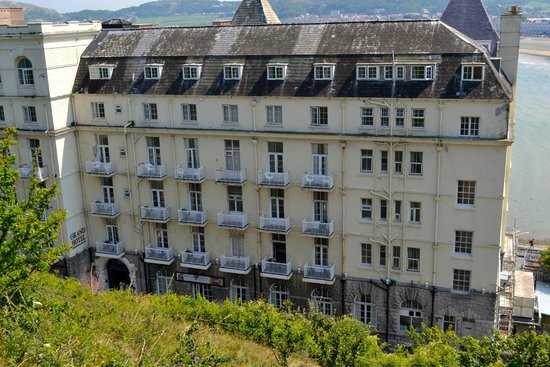 The Grand Hotel - Llandudno : The not so Grand Hotel