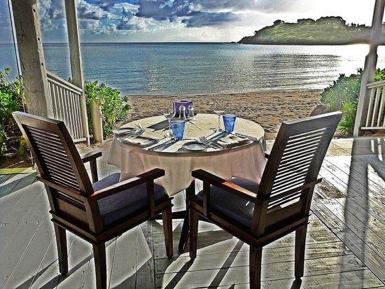 Carlisle Bay Antigua: Indigo on the Beach