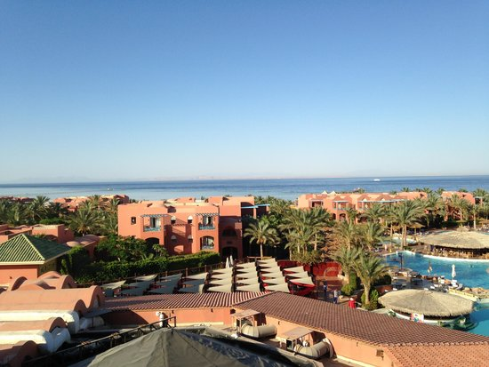 Club Magic Life Sharm el Sheikh Imperial: View from the top.