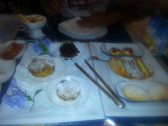 Casa Pontecorvi: la colazione
